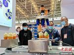 第24届中国冰淇淋及冷冻食品产业博览会在津开幕