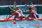 刘浩郑鹏飞摘银中国皮划艇队时隔13年再获奥运奖牌