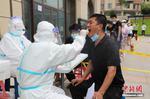 综合消息:新疆此次疫情病例平均年龄35岁中国核酸检测试剂总体检出率逾95%