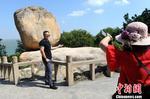 """华媒参访福建东山:游览海岛风光感受""""关帝文化"""""""