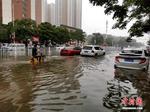 中国气象局启动重大气象灾害暴雨三级应急响应