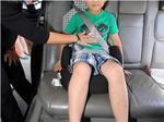"""六一将至儿童安全座椅使用四大""""误区""""要注意!"""
