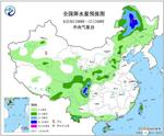 """南方6省市气温逼近40℃强降雨""""盯上""""四川盆地"""
