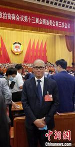 港区全国政协委员周厚立:凝聚力量为香港发展扫除迷雾