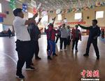 2019年香港赛马会助力全民健身公益活动走进西藏