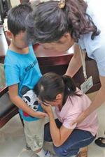 一名遗弃罪母亲回归路:缓刑让强制学习如何做妈妈