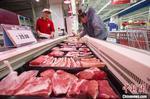 商务部会同相关部门组织投放20000吨中央储备猪肉