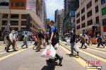 香港7月平均最高温达33.3度为有记录以来最热月份