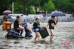 四川盆地西部有强降雨华北东北等地将有降雨过程