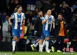 西班牙人2:0客胜西乙B队喜迎国王杯晋级武磊打满全场